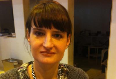Rencontre avec l'écrivain roumain Irina PAVLOVICI - 7 Déc