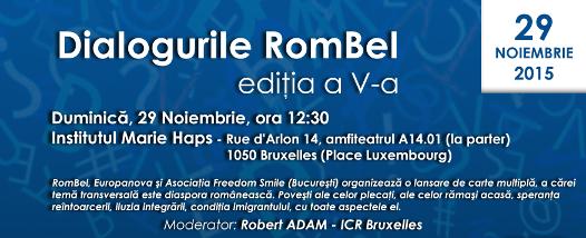 EuropaNova & RomBel en dialogue avec quatre écrivains