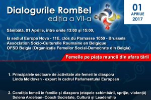 Dialogue ROMBEL - edition VII-a