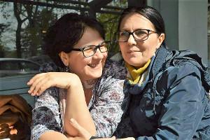 Interview avec Ioana Belu & Mirela Nita Sandu