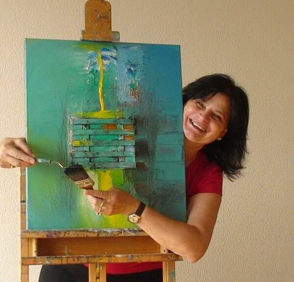 Interview avec l'artiste Avdia van Art